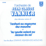 Jean-Claude Vannier - L'Enfant Assassin Des Mouches Alterate Takes