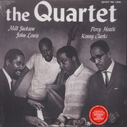 Modern Jazz Quartet - The Quartet