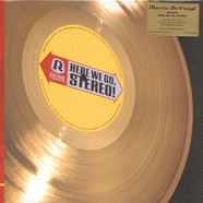 Racoon - Here We Go, Stereo! Gold Vinyl Edition
