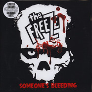 Freeze - Someone's Bleeding Yellow Vinyl Edition