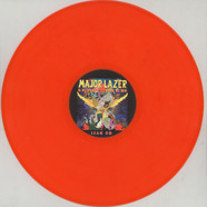 Major Lazer & DJ Snake - Lean On Orange Vinyl Edition