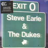 Steve Earle & The Dukes - Exit 0 Back To Black Edition