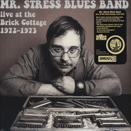 Mr. Stress Blues Band - Live At The Brick Cottage 1972-73