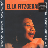 Ella Fitzgerald - At The Opera House 180g Vinyl Edition