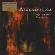Apocalyptica - Inquisition Symphony Yellow Vinyl Edition