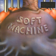 Soft Machine - Six Black Vinyl Edition