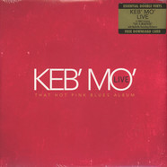 Keb Mo - Keb Mo Live That Hot Pink Blues Album