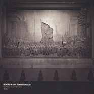 Boora & Mr. Robberhood - Soviet Aesthetics Volume 1 Black Vinyl Edition