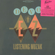 Devo - EZ Listening Muzak Black Vinyl Edition