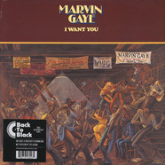 Marvin Gaye - I Want You Back To Black Edition