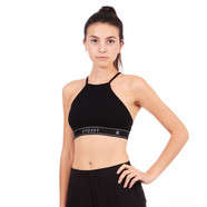 Stüssy - Basic High Neck Crop Top