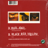 Pearl Jam - Hail, Hail / Black, Red, Yellow
