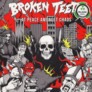 Broken Teeth Hc - At Peace Amongst Chaos Black Vinyl Edition