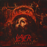 Slayer - Repentless Yellow / Orange Bi-Colored Vinyl Edition