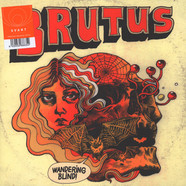 Brutus - Wandering Blind Orange Vinyl Edition