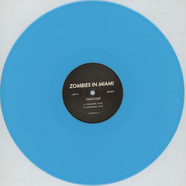 Zombies In Miami - Turquoise