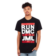Run DMC - R.I.P. JMJ T-Shirt