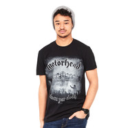 Motörhead - Clean Your Clock T-Shirt