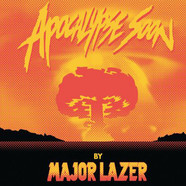 Major Lazer - Apocalypse Soon 2016 Coloured Edition