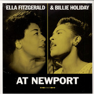 Ella Fitzgerald / Billie Holiday - At Newport