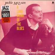 Jackie McLean - A Long Drink Of The Blues