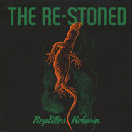 Re-Stoned, The - Reptiles Return Black Vinyl Edition