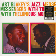 Art Blakey - Art Blakey's Jazz Messengers with Thelonious Monk