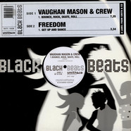 Vaughan Mason & Crew / Freedom - Bounce, Rock, Skate, Roll