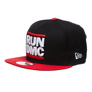 Run DMC - Logo New Era Snapback Cap