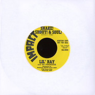 Lil Ray - Shacke! Shout! & Soul!