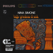 Nina Simone - High Priestess Of Soul Back To Black Edition