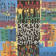 A Tribe Called Quest - People's Instinctive Travels And The Paths Of Rhythm