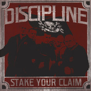 Discipline - Stake Your Claim Red Vinyl Edition