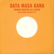 Prince Buster All Stars - Sata Masa Gana / Drums Drums (Cool Operator Cut)