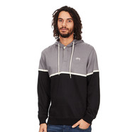 Stüssy - Hooded Rugby Sweater