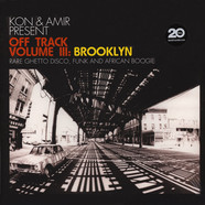 Kon & Amir - Off Track Volume 3 - Brooklyn