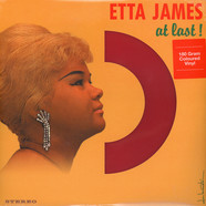 Etta James - At Last! Colored Vinyl Edition