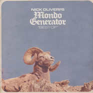 Nick Oliveri's Mondo Generator - Best Of Black Vinyl Edition