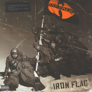 Wu-Tang Clan - Iron Flag Black Vinyl Edition