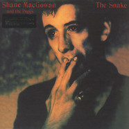 Shane MacGowan & The Popes - The Snake Black Vinyl Edition