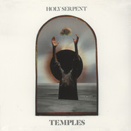 Holy Serpent - Temples Colored Vinyl Edition