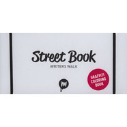 Benjamin Legan - Street Book: Writers Walk