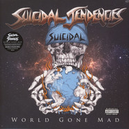 Suicidal Tendencies - World Gone Mad Black Vinyl Edition