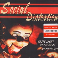 Social Distortion - White Light White Heat White Trash White Vinyl Edition