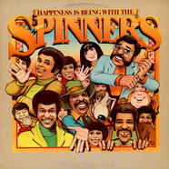 Spinners - Happiness Is Being With The Spinners