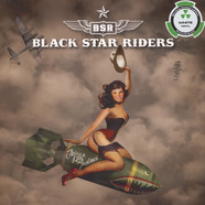 Black Star Riders - The Killer Instinct White Vinyl Edition