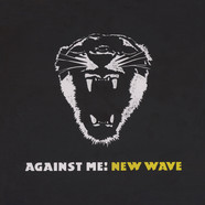Against Me! - New Wave Yellow / Black Vinyl Edition