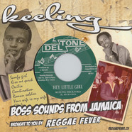 Keeling Beckford / Charlie Ace - Hey Little Girl / Musical Combination