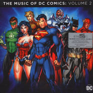 V.A. - The Music Of DC Comics Volume 2 Blue Vinyl Edition