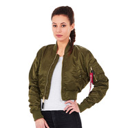 Alpha Industries - MA-1 PM Cropped Wmn